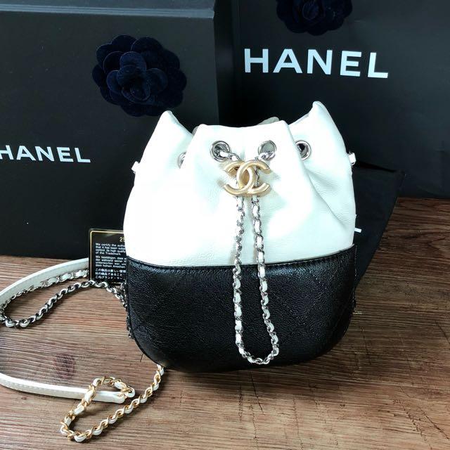 0f99c82ff26a BNIB Chanel Gabrielle bucket bag, Luxury, Bags & Wallets on Carousell
