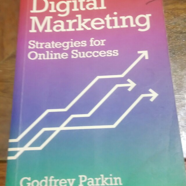 Book on digital marketing