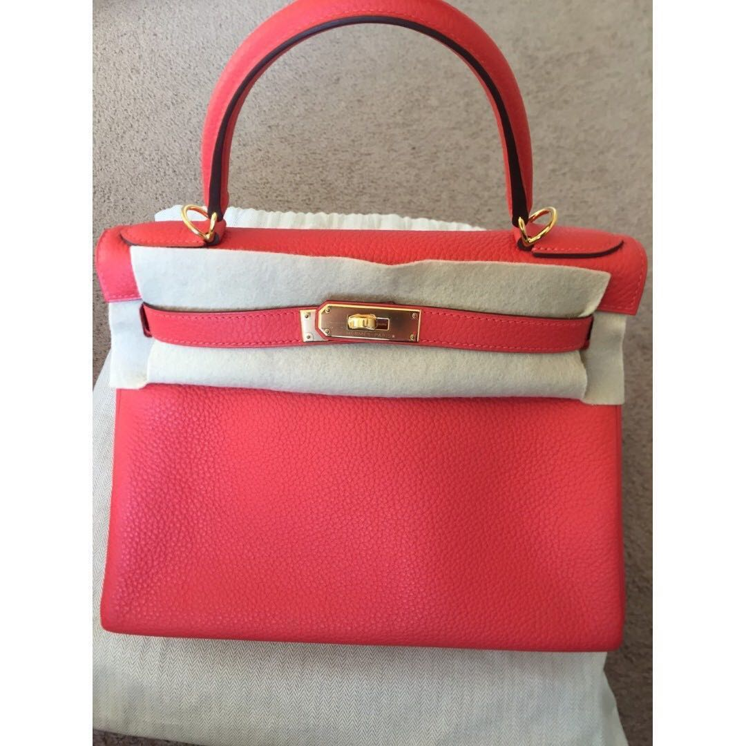 23c2f9873781 ... ghw 84b9a 01884 discount code for brand new hermes kelly 28 in rouge  pivoine lovely color luxury bags wallets ...