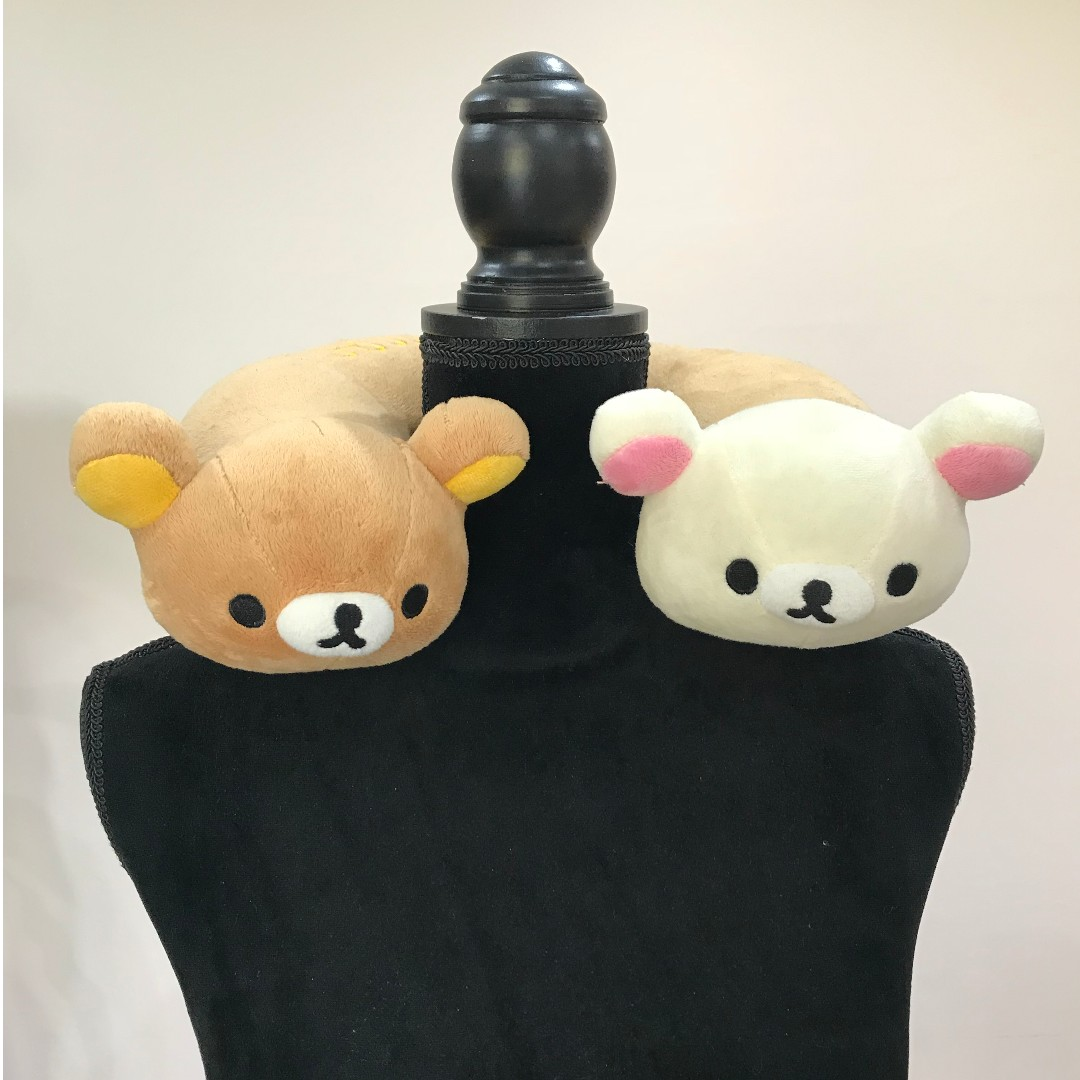 BRAND NEW Rilakkuma Japan Neck Cushion Travel