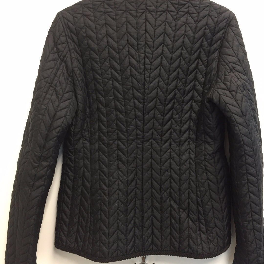 Burberry Quilted Jacket Womens Fashion Clothes Outerwear On
