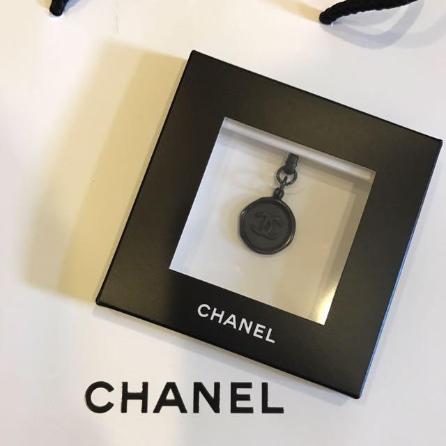 Chanel 香奈兒 手機 防塵塞