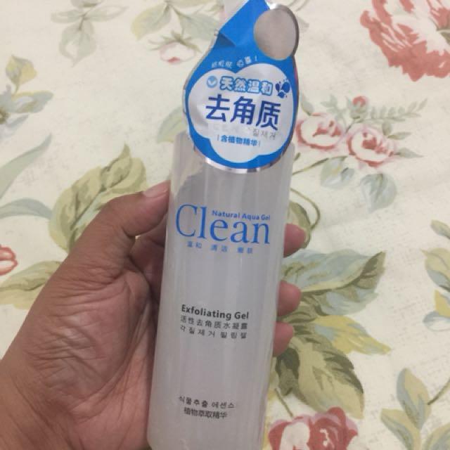 Clean Exfoliating Gel (MUMUSO)
