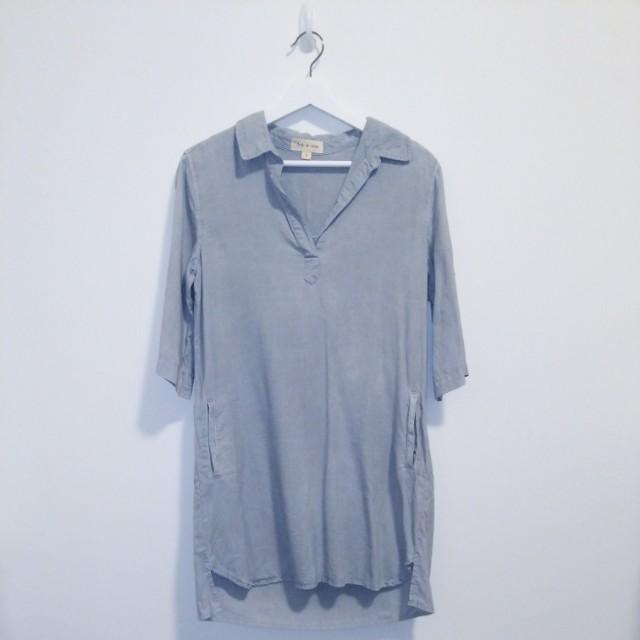 Cloth & Stone T-Shirt Dress