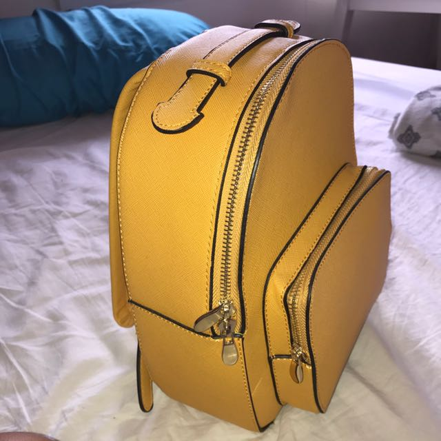 Colette yellow bag