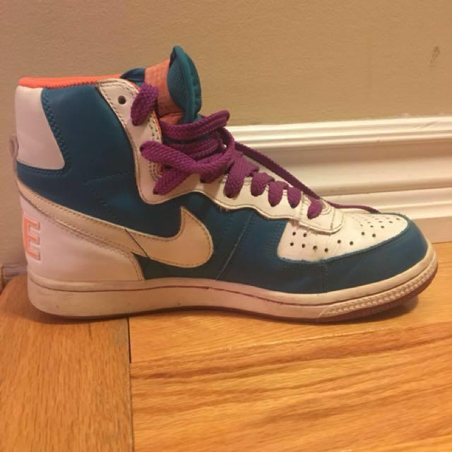 Colourful Nike Shoes