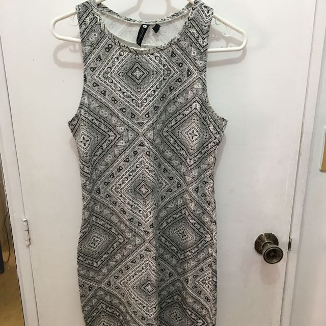 Cotton on Aztec dress