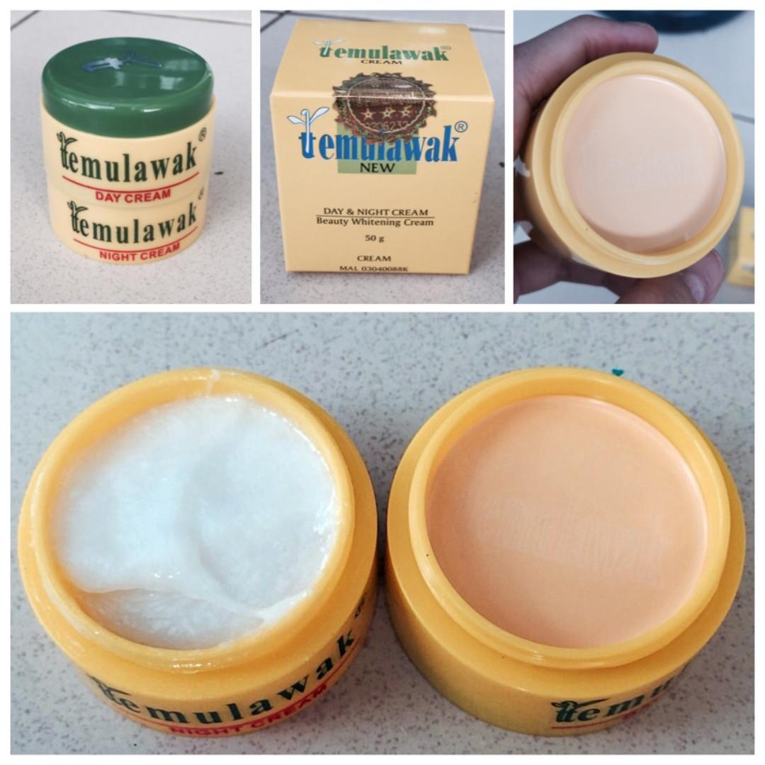 Cream Temulawak Widya Hologram Embose Original