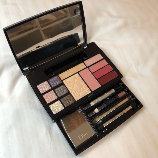 Dior Makeup Palette Travel Collection