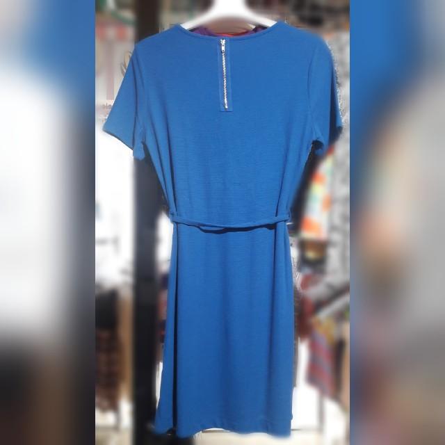 Dress Cantik Sisa Import