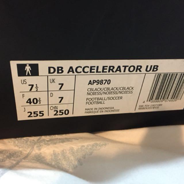 d9bdf73c55797 DS OG ALL David Beckham Ultra Boost Accelerator US7.5