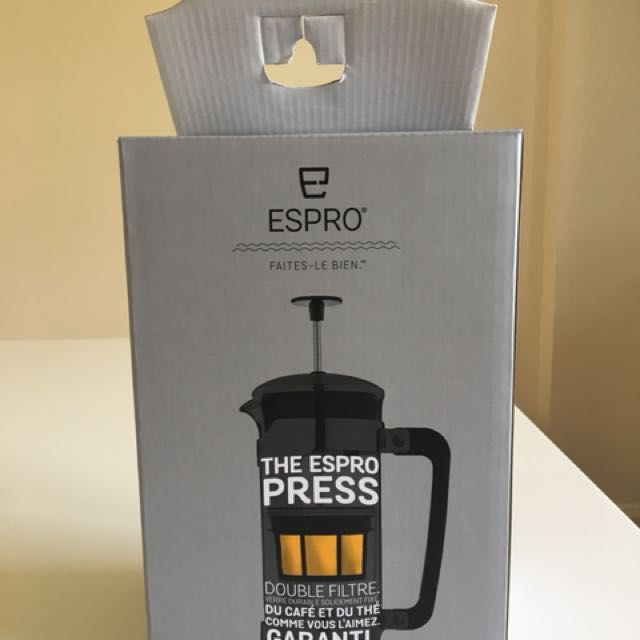 Espro Press- *Barely Used*