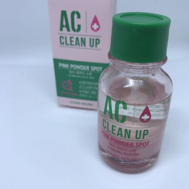 Etude House clean Up