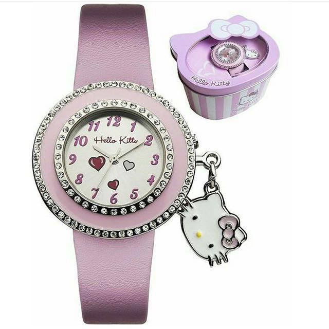 0083c667b FreePostage] Authentic Hello Kitty Watch By Sanrio, Women's Fashion ...