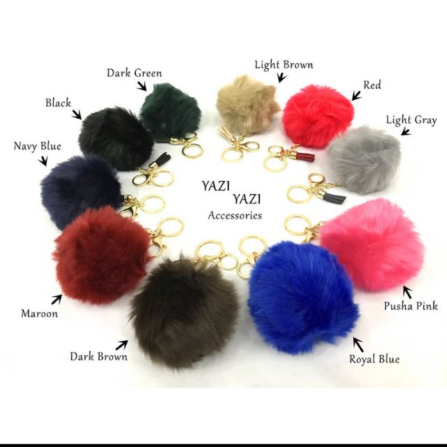 Fur ball (minimum of 6 pcs)