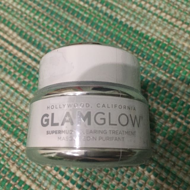 GlamGlow Supermud Mask 15g (with postage)