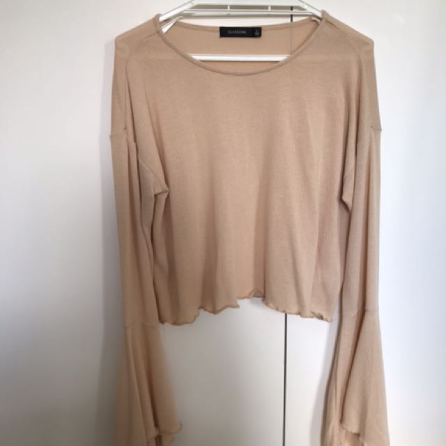 Glassons floaty arm top