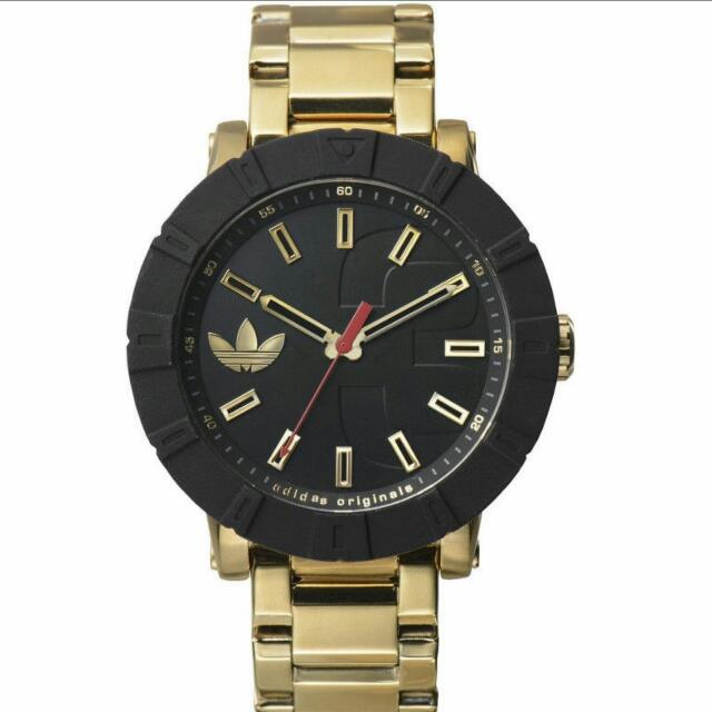 Gold Adidas Wrist Watch - $50