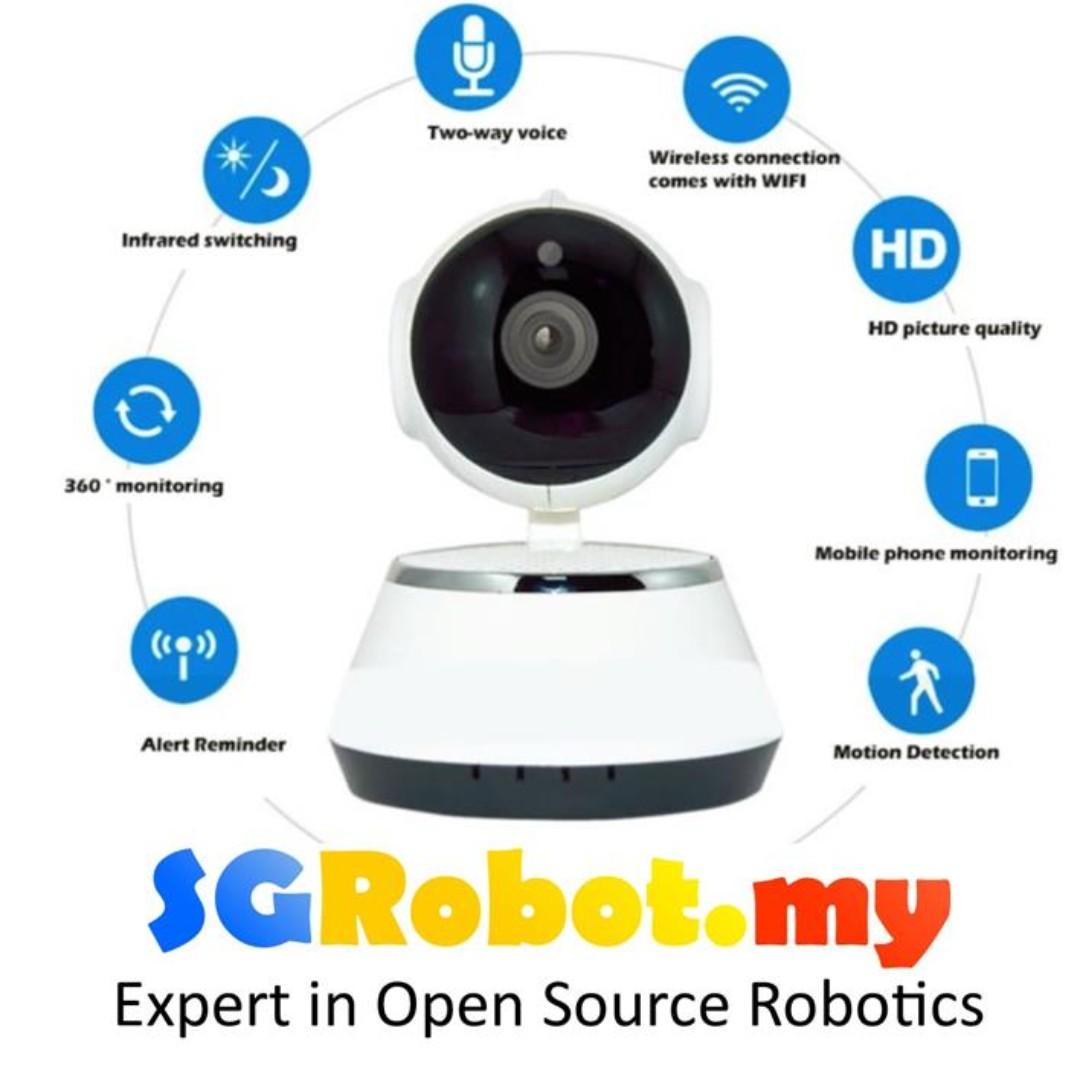 HD 720P Wireless Smart IP Camera ,WiFi CCTV