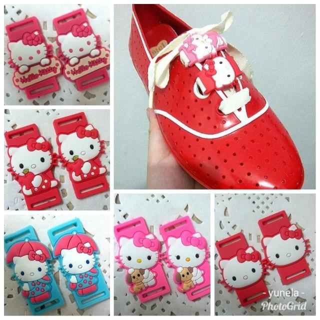 Hello Kitty Sneaker Charms