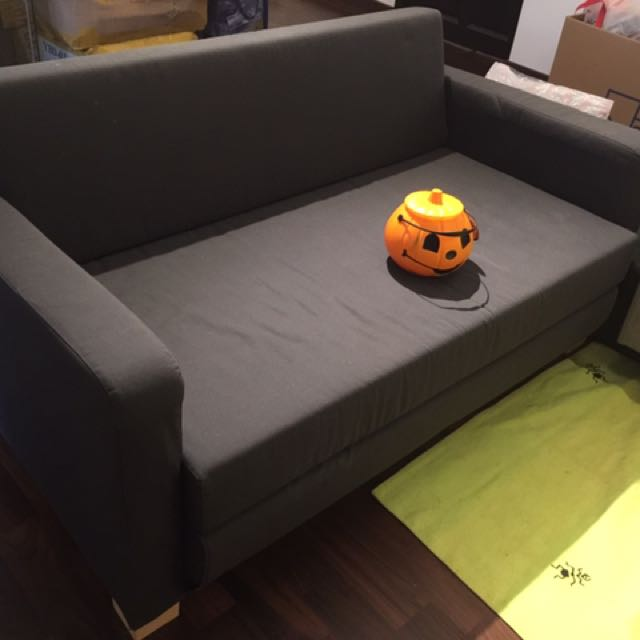 Ikea Solsta Sleeper Sofa Like New Furniture Sofas On Carousell