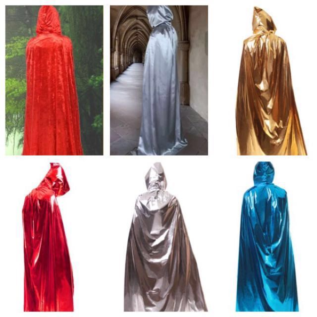 in stock halloween cloaks fright night cloaks horror cloaks halloween capes dracula cloak cape vampire cloaks capes red riding hood womens fashion