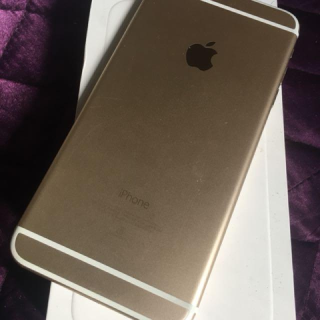 iPhone 6plus 64g 金