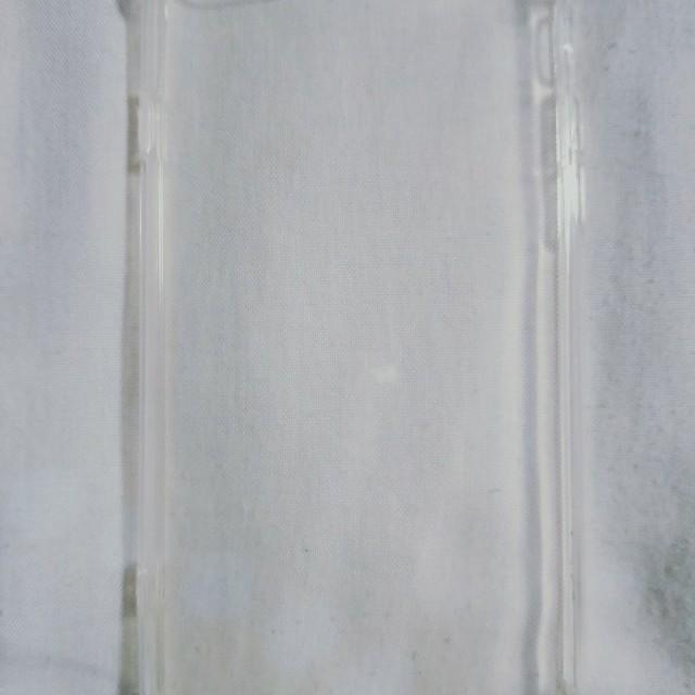 Iphone 6plus transparent rubber casing