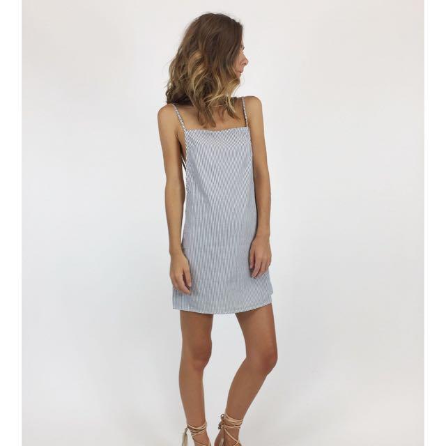 Jane Stripe Dress