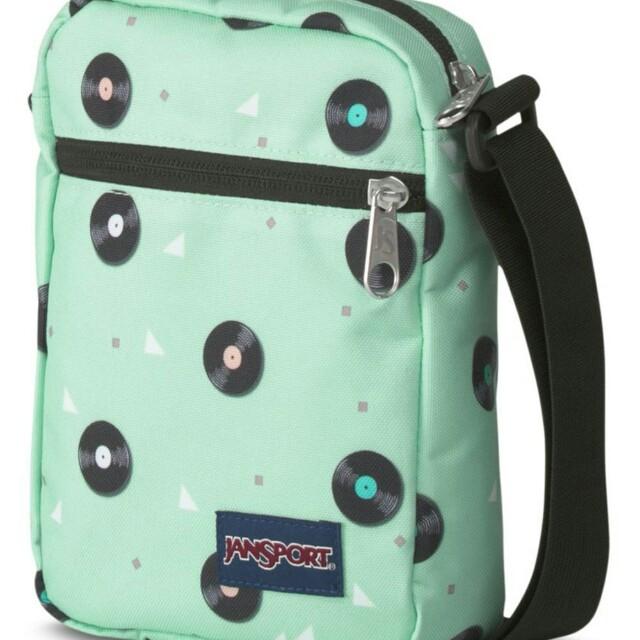 8256243ec JanSport Weekender Cross Body Bag - Vinyl Bebop, Men's Fashion, Bags ...