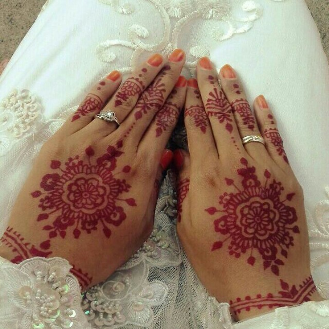 Jasa Ukir Henna Pengantin Services Beauty Services On Carousell