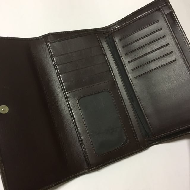 Jimmy Choo Brown Wallet