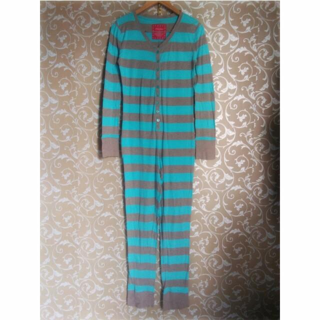 Jumpsuit Sleepwear