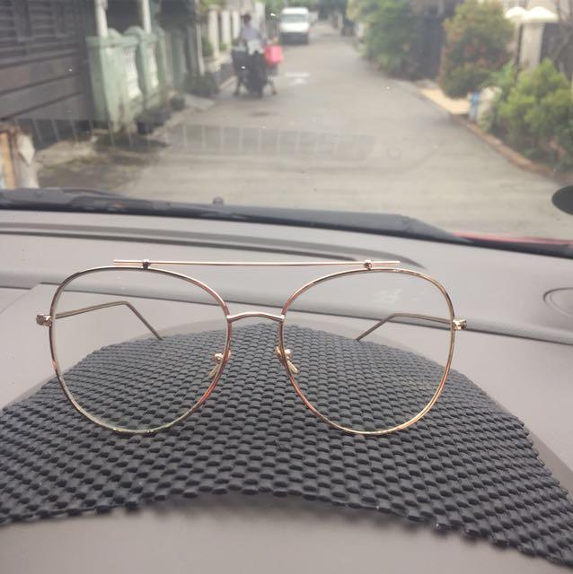 Kacamata unisex minus 0,5