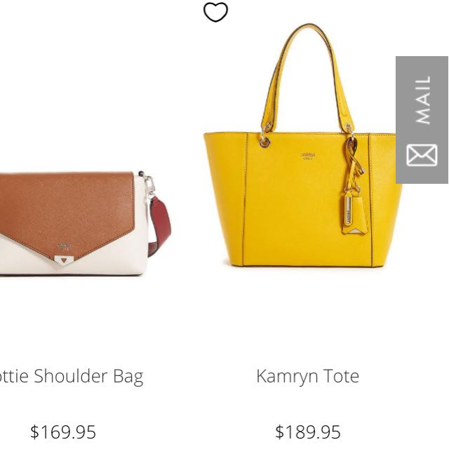 Kamryn Tote Guess Bag