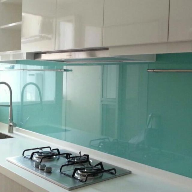 Tempered Glass Backsplash For Kitchen Lu06 Roccommunity