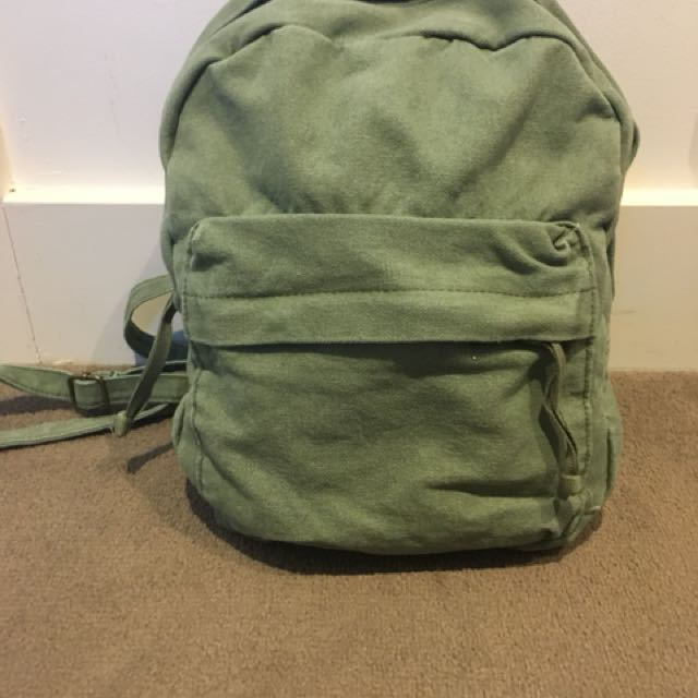 Long lost mini backpack