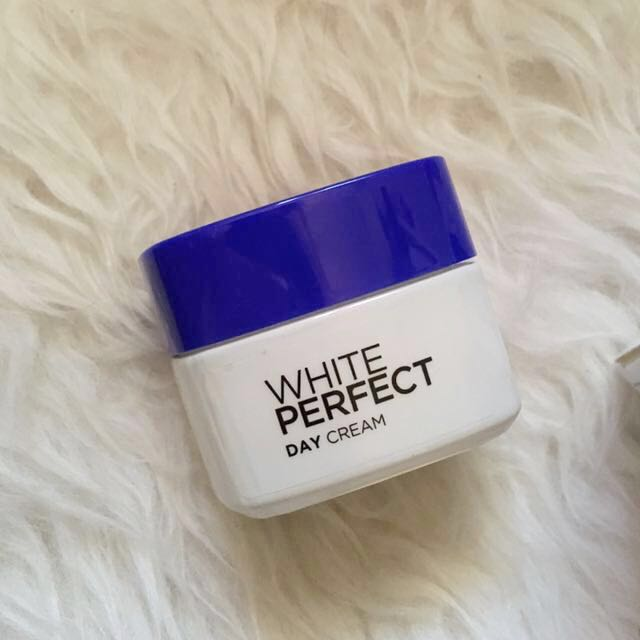 L'oreal White Perfect Day Cream SPF 17PA++