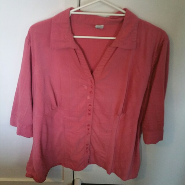 LOT OF 3 LADIES SIZE 20 SUMMER SHIRTS