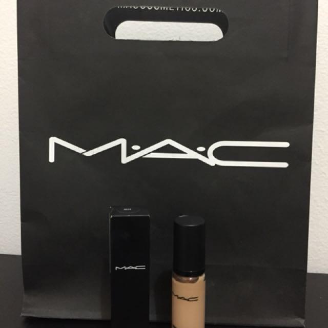 MAC pro Longwear concealer shade25