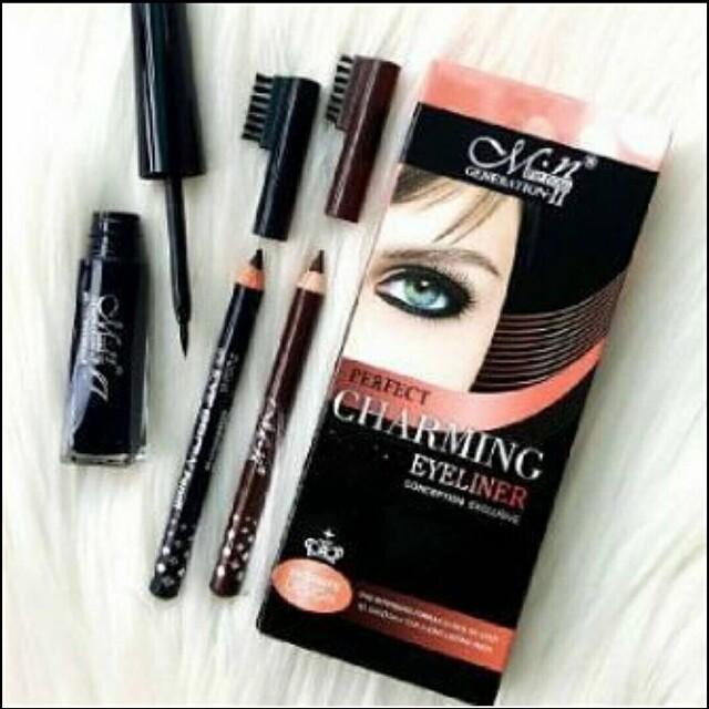 Make Up Eyes Menow