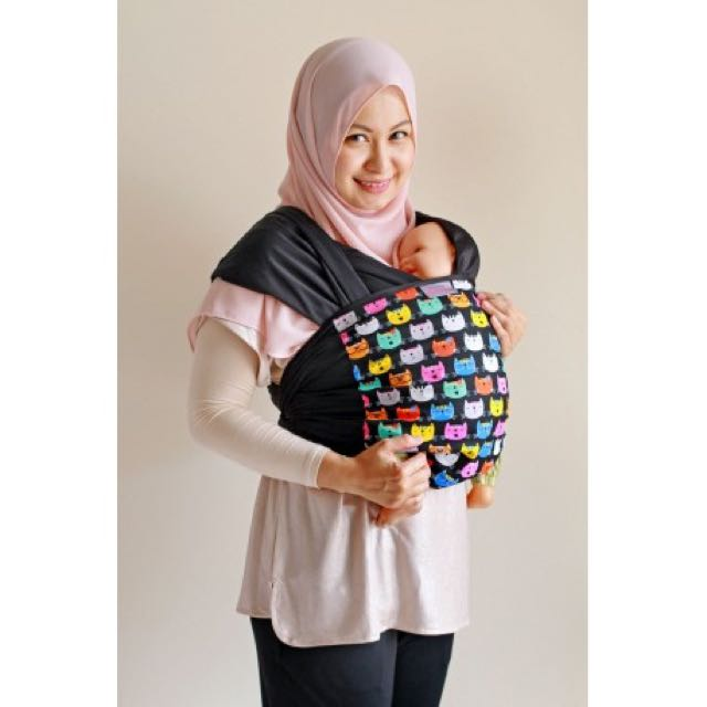 Makyang Baby Wrap M Size Bayi Kanak Kanak Kereta Dorong Beg