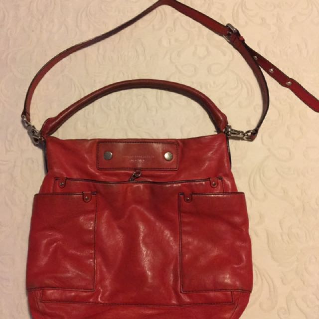 Marc Jacobs Red Purse