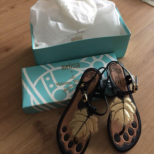 Melissa香香涼鞋