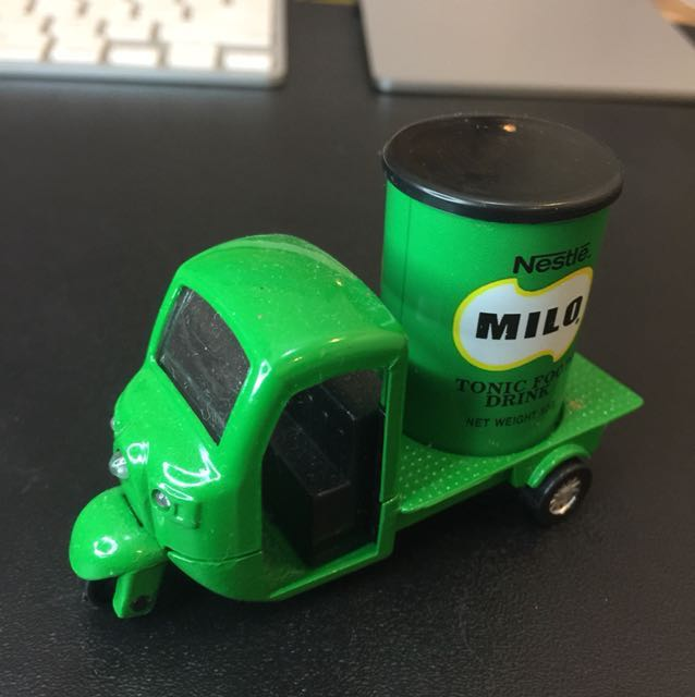 Milo Collection Toy Car
