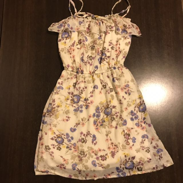 Mossimo Floral Dress