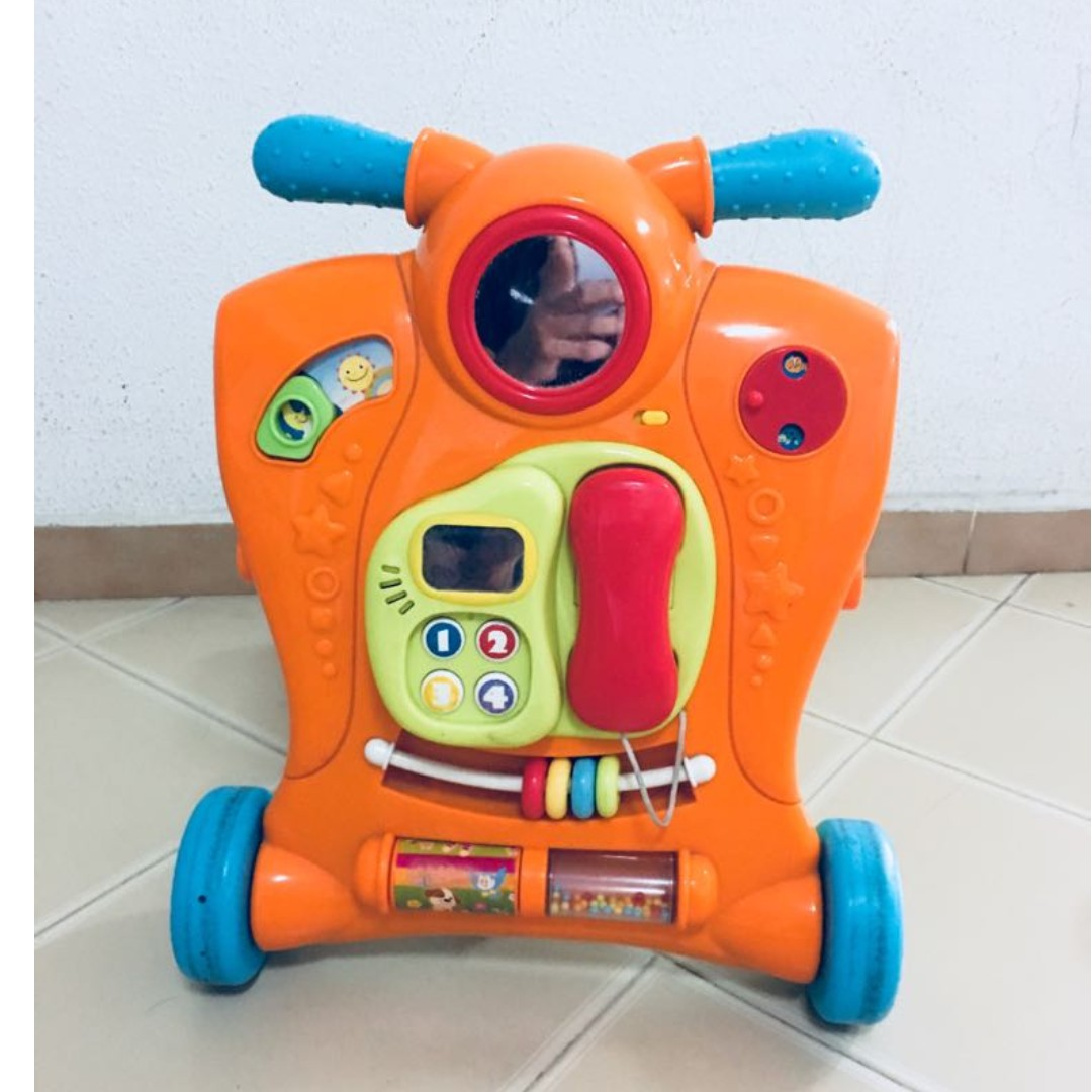 Moving Out Sale Bruin 2 In 1 Baby Walker Toys R Us Walker Cum