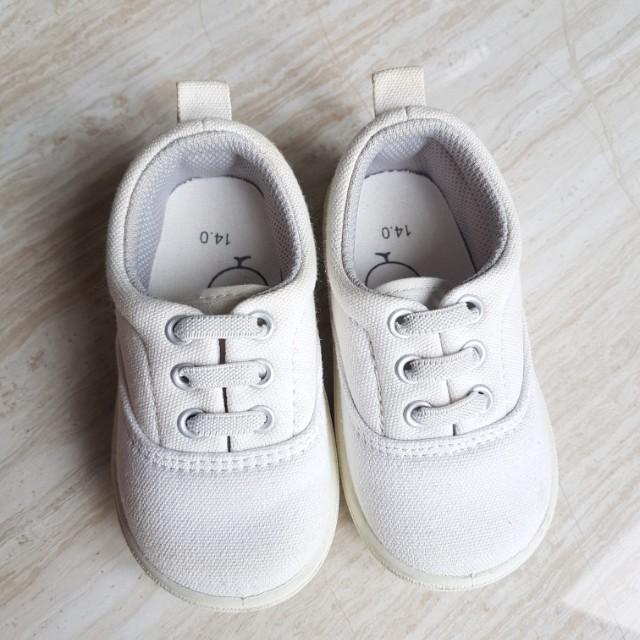 Muji kids shoes