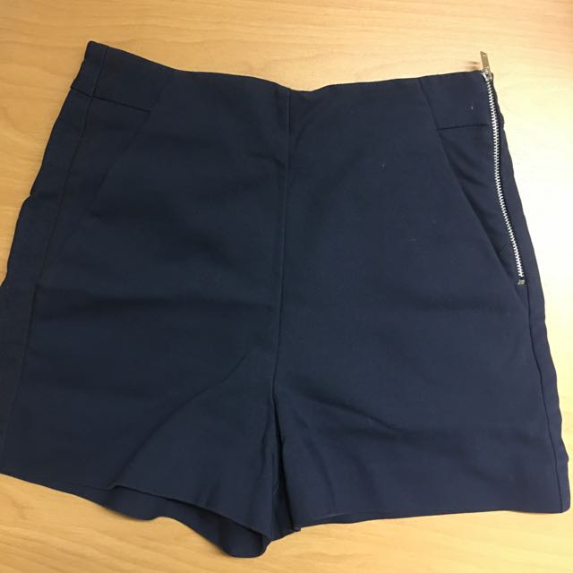 (New) Abercrombie & Fitch High Waisted shorts