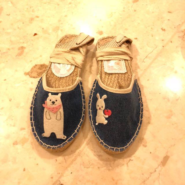 New Jeans Sandal Size 36